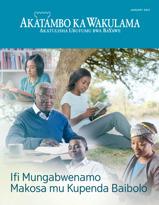 Akatambo ka Wakulama Aka Bantu Bonse, January 2017