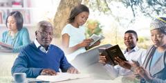 Bato ya mbula mpe mposo ndenge na ndenge bazali kotánga Biblia
