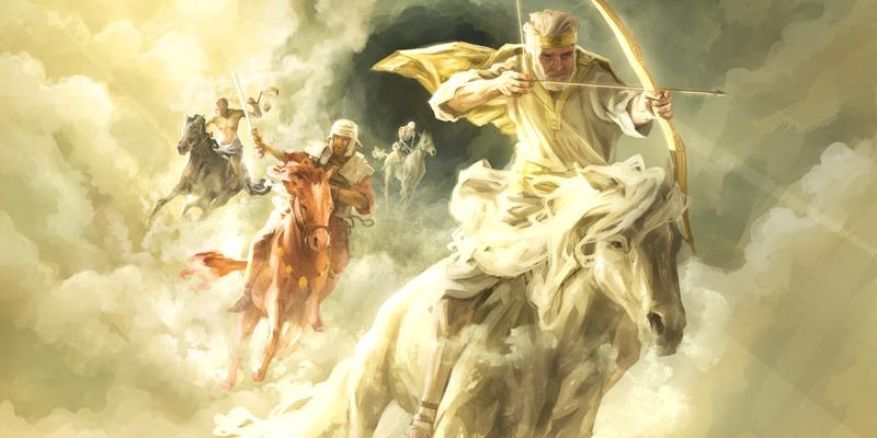 Watchtower Magazine, No  3 2017 | The Four Horsemen—How
