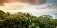 Akarere ka Praslin muri Seychelles
