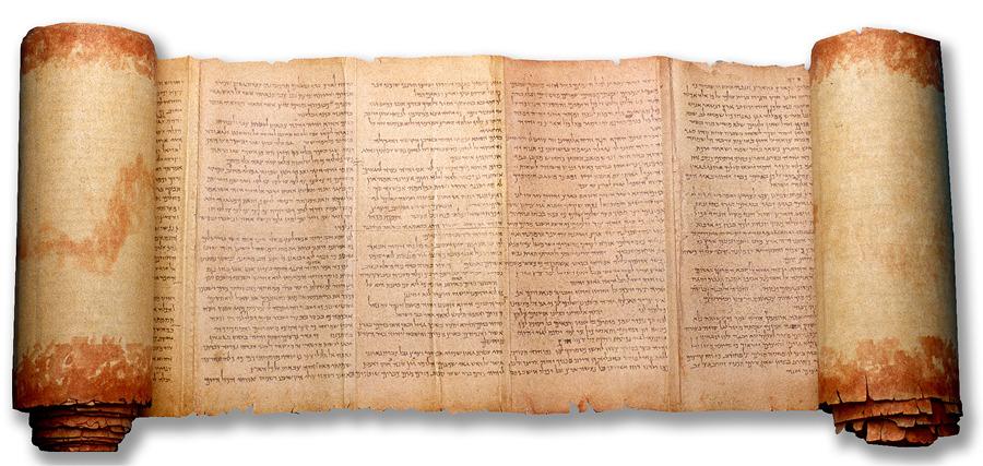 A Dead Sea Isaiah Scroll