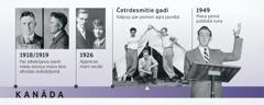 Duglasa Gesta tēvs 1918./1919.gadā un viņa vecāki 1926.gadā; Duglass Gests kalpo par pionieri un pirmo reizi uzstājas ar publisko runu
