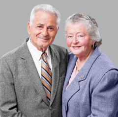 Димитриос и Джанет Псарас