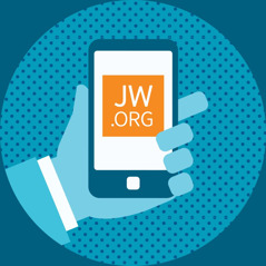 Die Website jw.org