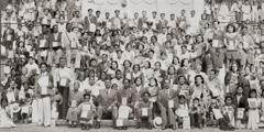 Μάρτυρες του Ιεχωβά σε συνέλευση στην Πόλη του Μεξικού το 1941