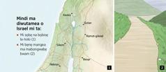 Duta di malee̱ mindi ma diwutamea mutoba o Israel na ngea ni mabongwabe̱ bwam