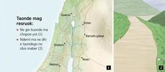 Map ma nyiso taonde auchiel mag resruok e piny Israel machon; ndara molos maber