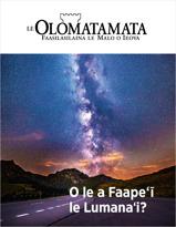 Le mekasini o Le Olomatamata, Nu. 2, 2018 | O le a Faapeʻī le Lumanaʻi?