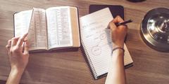 Studyim olketa Bible profesi