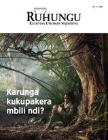 Sifo soRuhungu, No. 3, 2018   Karunga kukupakera mbili ndi?