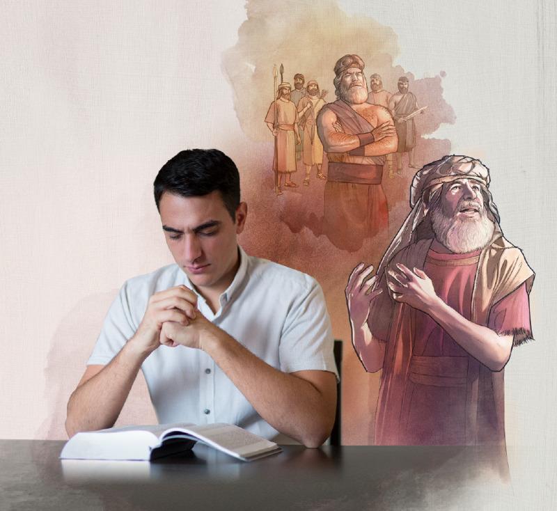 Un hermano medita en el ejemplo de Jacob