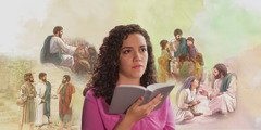 A sister meditates on the Bible accounts of Jesus