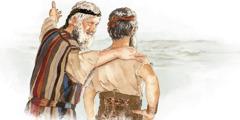 Moisés tä kukwe kwin niere Josué dimikakäre