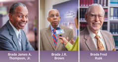 Brada James A. Thompson, Jr.; Brada J.R. Brown; Brada Fred Rusk