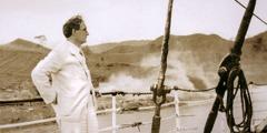 Ο Τζορτζ Γιανγκ ταξιδεύει με πλοίο