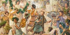 Páll og Barnabas vilja ekki að Lýkaóníumenn komi fram við sig eins og þeir séu ofurmannlegir.