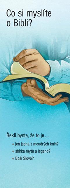 Co si myslíte o Bibli?