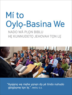 Oylọ-Basinamẹwe Na Opli Agun Tọn Lẹ