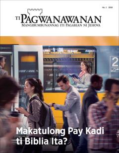 Ti publiko nga edision ti Pagwanawanan