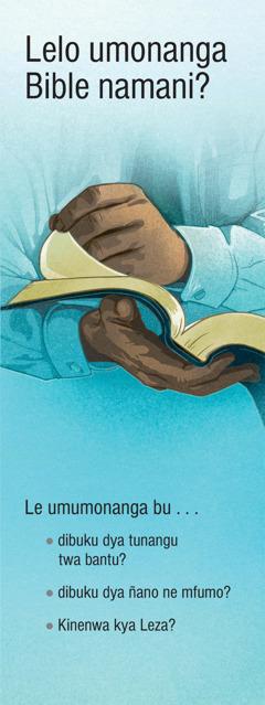 Le Umonanga Bible Namani?