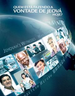 Quem Está Fazendo a Vontade de Jeová Hoje?