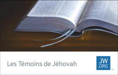 Une carte de visite JW.ORG