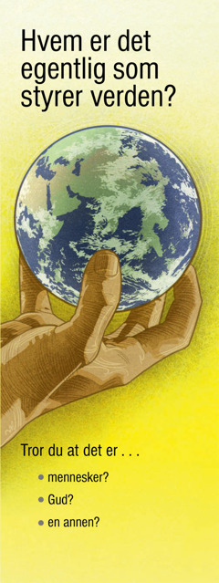 Hvem er det egentlig som styrer verden?