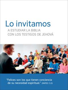 Invitación a las reuniones
