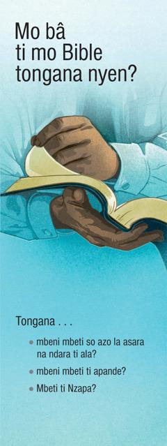 Mo bâ ti mo Bible tongana nyen?