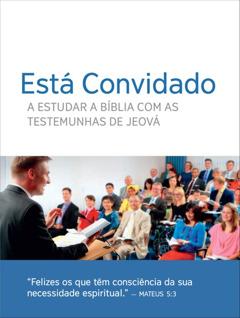 Convite para Reuniões Cristãs