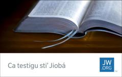 Tarjeta de contactu JW.ORG