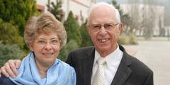 Jean-Marie ja Danièle Bockaert