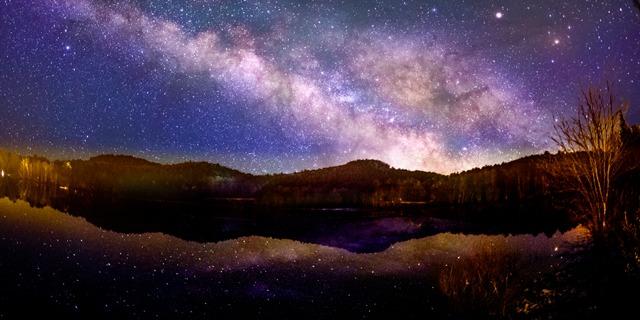Una noche estrellada