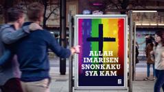 Iklan oso ro gereja fyasnaiḇair smam monda ḇeso gereja sya fa sifrur farḇakḇuk famfnom snon kuker snon