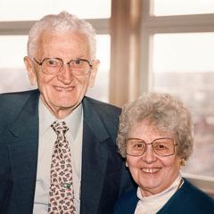 Karl Klein i njegova žena Gretel
