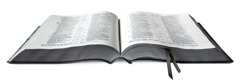 Un Bíblia abértu