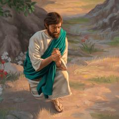Cayuni orar Jesús