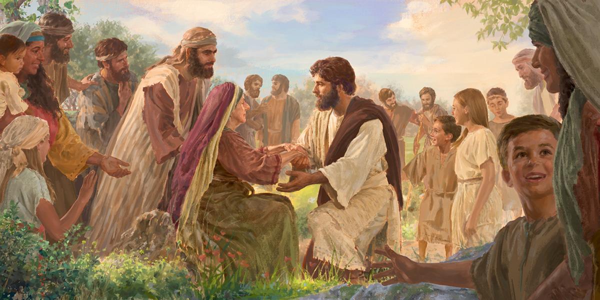 Hvem er konge i Guds rige?