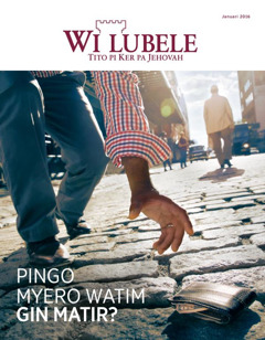 Pok nge magajin me Wi Lubele me Na. 1 2016 | Pingo Myero Watim Gin Matir?