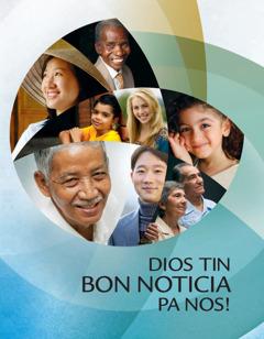 Efoyeto Dios Tin Bon Noticia pa Nos!