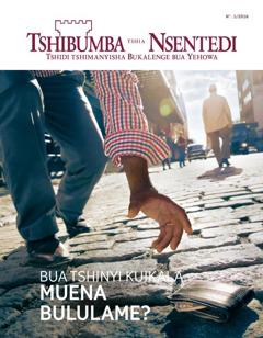 Tshibumba tshia Nsentedi, No. 1/2016   Bua tshinyi kuikala muena bululame?