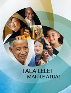 Polosiua o le Tala Lelei Mai i le Atua!