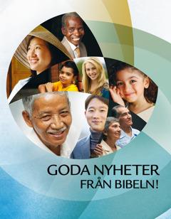 Broschyren Goda nyheter från Bibeln!