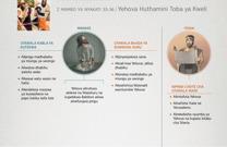 Yehova Huthamini Toba ya Kweli
