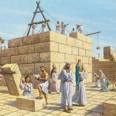 Ibangbangon manen dagiti Israelita ti templo idiay Jerusalem