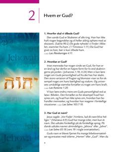 Lektion 2 i Gode nyheder fra Gud!