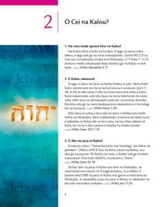Lesoni 2 ena brochure iTukutuku Vinaka Mai Vua na Kalou!