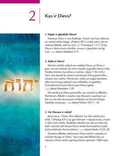 2.nodarbība brošūrā Laba vēsts no Dieva