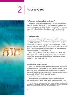 Daut 2.Poat von daut Heft Eene goode Norecht von Gott