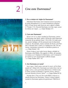 Lecția 2 din broșura O veste bună din partea lui Dumnezeu